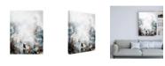 """Trademark Global Design Fabrikken Cubes Magic Fabrikken Canvas Art - 27"""" x 33.5"""""""