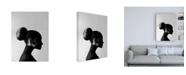 """Trademark Global Design Fabrikken Neck Up Fabrikken Canvas Art - 27"""" x 33.5"""""""