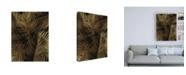 """Trademark Global Design Fabrikken Golden Palm 2 Fabrikken Canvas Art - 15.5"""" x 21"""""""