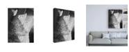 """Trademark Global Design Fabrikken From Above 7 Fabrikken Canvas Art - 27"""" x 33.5"""""""