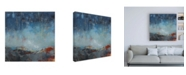 "Trademark Global Patrick Dennis The Pass Canvas Art - 19.5"" x 26"""