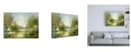 "Trademark Global J Austin Jenning Our Sunday Hike Canvas Art - 15.5"" x 21"""