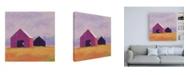"""Trademark Global Mike Kell A Softer Light Canvas Art - 15.5"""" x 21"""""""