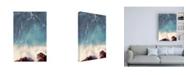 "Trademark Global PhotoINC Studio Meeting Point Canvas Art - 19.5"" x 26"""