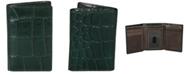 Dopp Men's Delta RFID 3-Fold Wallet
