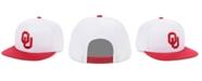 Top of the World Oklahoma Sooners Core Logo Snapback Cap