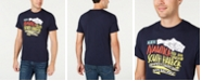 Nautica Men's Big and Tall South Harbor Cotton Graphic T-Shirt, Created for Macy's