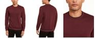 Alfani Men's Classic-Fit Tipped Sweatshirt, Created for Macy's