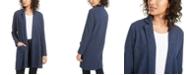 Lucky Brand Textured Cardigan Sweater