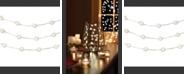 Studio Mercantile String Lights LED Micro Snowflakes 10ft