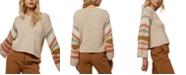 O'Neill Juniors' Mandalay Bell-Sleeve Sweater