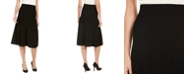 Anne Klein A-Line Midi Skirt