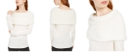 BCX Juniors' Off-The-Shoulder Sweater