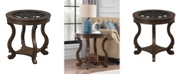 Coast to Coast Orchard Park Round End Table