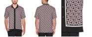 Cubavera Men's Geo-Print Shirt