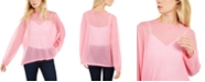 Weekend Max Mara Semi-Sheer Sweater