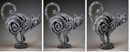 Enesco Edge Cat Figure