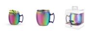 Blush Mirage Iridescent Moscow Mule Mug