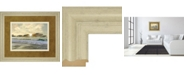 "Classy Art Discovery by Mike Calascibetta Framed Print Wall Art, 34"" x 40"""