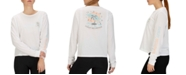 Hurley Cotton Logo Long-Sleeve T-Shirt