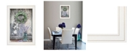 "Trendy Decor 4U Sweet Memories by Lori Deiter, Ready to hang Framed Print, White Frame, 15"" x 21"""