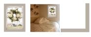 "Trendy Decor 4U Pleasant View by Lori Deiter, Ready to hang Framed Print, Sand Window-Style Frame, 14"" x 18"""