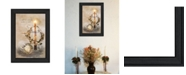 "Trendy Decor 4U Make A Wish By Robin-Lee Vieira, Printed Wall Art, Ready to hang, Black Frame, 15"" x 21"""