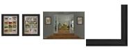 "Trendy Decor 4U Farming Collection By Lori Deiter, Printed Wall Art, Ready to hang, Black Frame, 28"" x 18"""