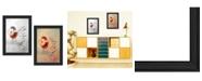 "Trendy Decor 4U Trendy Decor 4U Create Beauty Collection By Robin-Lee Vieira, Printed Wall Art, Ready to hang, Black Frame, 28"" x 20"""