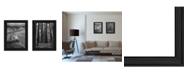 "Trendy Decor 4U Strength Collection By Trendy Decor4U, Printed Wall Art, Ready to hang, Black Frame, 20"" x 14"""