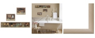 Trendy Decor 4U Trendy Decor 4U Country Bath II Collection By Pam Britton, Printed Wall Art, Ready to hang Collection