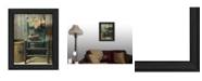 "Trendy Decor 4U Trendy Decor 4U This Old Chair By SUSAn Boyer, Printed Wall Art, Ready to hang, Black Frame, 14"" x 18"""