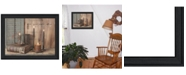 """Trendy Decor 4U Let Your Light Shine By Billy Jacobs, Printed Wall Art, Ready to hang, Black Frame, 27"""" x 21"""""""