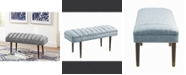 Coaster Home Furnishings Madison Upholstered Bench