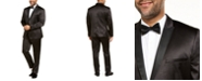 INC International Concepts INC Men's Big and Tall Tuxedo Suiting, Created for Macy's