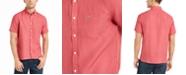 Lacoste Men's Linen Pocket Shirt