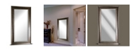 Crystal Art Gallery American Art Decor Abby Smoke Wall Vanity Mirror