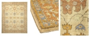 "Timeless Rug Designs CLOSEOUT! One of a Kind OOAK1021 Ivory 9'10"" x 14'3"" Area Rug"