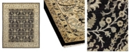 """Timeless Rug Designs CLOSEOUT! One of a Kind OOAK1116 Onyx 8'10"""" x 11'9"""" Area Rug"""