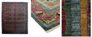 "Timeless Rug Designs CLOSEOUT! One of a Kind OOAK3993 Raspberry 10' x 13'10"" Area Rug"