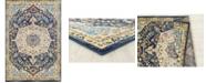"Asbury Looms Abigail Aviana 713 20160 1215 Blue 12'6"" x 15' Area Rug"
