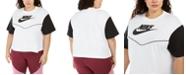 Nike Plus Size Cotton Active T-Shirt