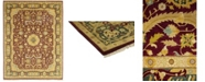 """Timeless Rug Designs CLOSEOUT! One of a Kind OOAK69 Cherry 10'4"""" x 13'7"""" Area Rug"""