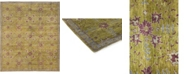 """Timeless Rug Designs CLOSEOUT! One of a Kind OOAK210 Flax 8'5"""" x 9'10"""" Area Rug"""