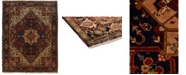 """Timeless Rug Designs CLOSEOUT! One of a Kind OOAK560 Sienna 8'6"""" x 11'2"""" Area Rug"""