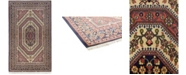 """Timeless Rug Designs CLOSEOUT! One of a Kind OOAK580 Tan 4'3"""" x 7' Area Rug"""
