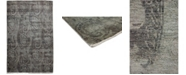 """Timeless Rug Designs CLOSEOUT! One of a Kind OOAK3874 Slate 6' x 9'2"""" Area Rug"""
