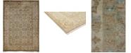 "Timeless Rug Designs CLOSEOUT! One of a Kind OOAK3656 Hazelnut 6'2"" x 8'7"" Area Rug"