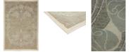 "Timeless Rug Designs One of a Kind OOAK3609 Hazelnut 6'2"" x 8'10"" Area Rug"
