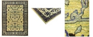 """Timeless Rug Designs One of a Kind OOAK3000 Lime 9'3"""" x 12'3"""" Area Rug"""